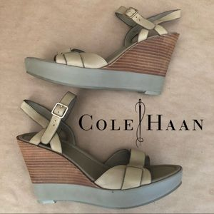 Cole Haan Nike Air Paley wedge sandal